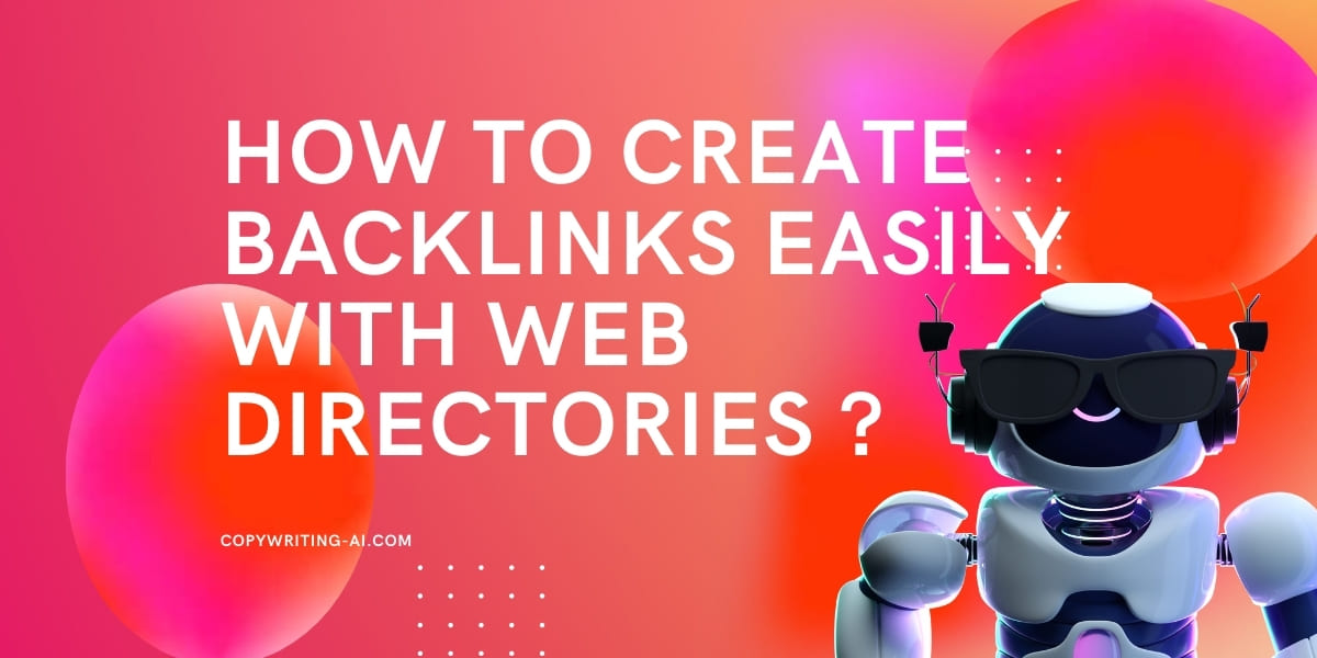How to create backlinks easily with directories 1