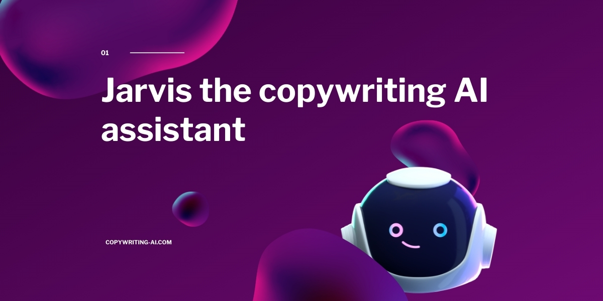 Jarvis the copywriting AI assistant